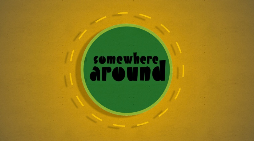 Logo - Somewhere Around